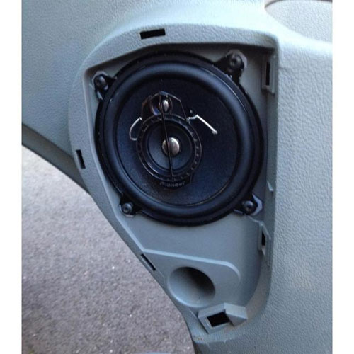 Renault Master Pioneer 13cm G-Series 2-Way Coaxial Front