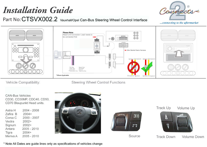 ctsvx002 2 jvc steering stalk control adaptor for vauxhall antara rh ebay co uk