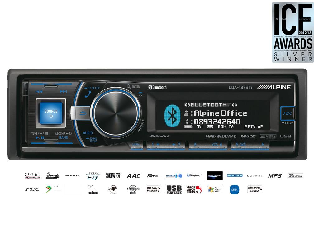 cda 9881 discontinued 20072008 model abtec online car audio. Black Bedroom Furniture Sets. Home Design Ideas