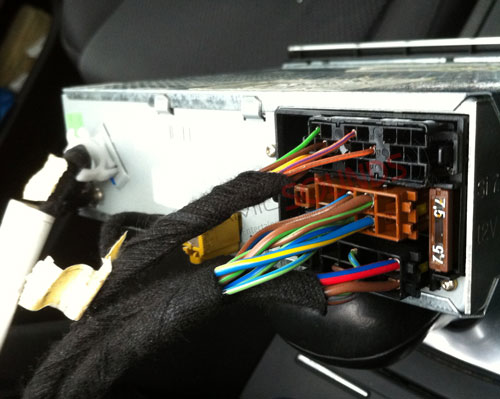 bose wiring harness bose wiring diagrams install audi pc9 401 and pc9 404 connection