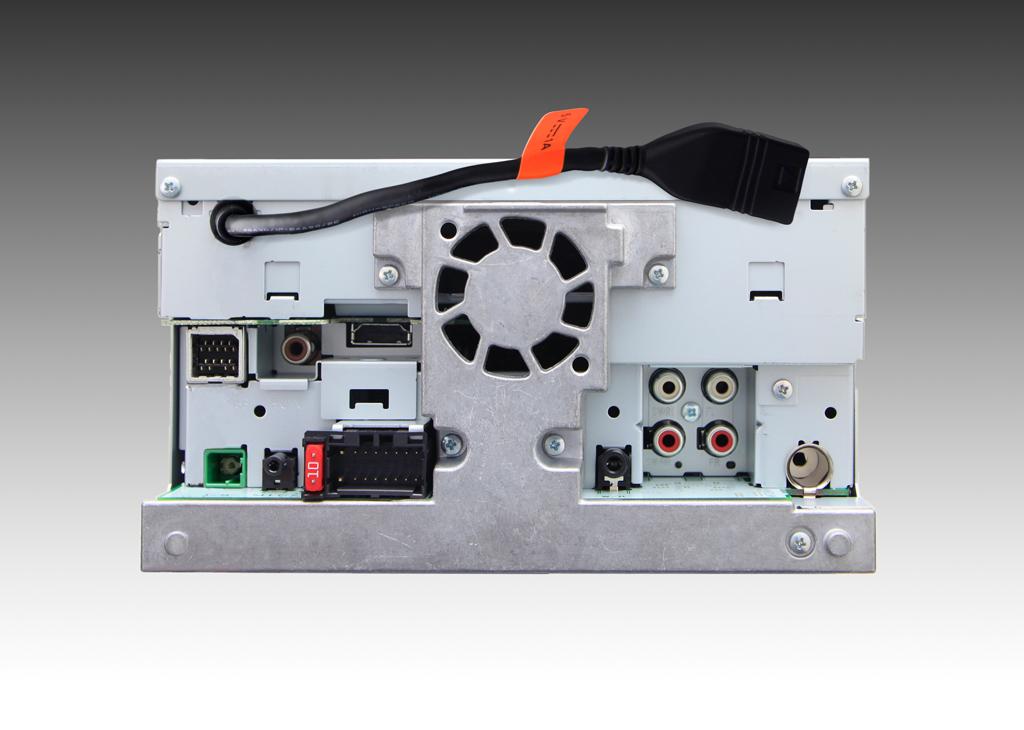 Автомагнитола pioneer sph da110 3